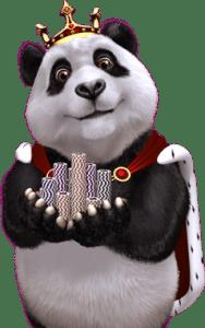 pandan från nya casinot RoyalPanda