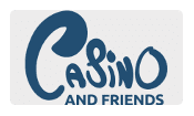 casino and fiends logo